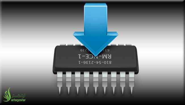 آموزش بروز رسانی firmware سرورهای hp از طریق فلش مموری