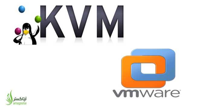مهاجرت از KVM images به VMware